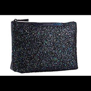 Sephora Minimalist Makeup Bag NWT Dark Rainbow